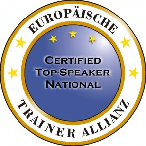 Certified Top-Speaker National