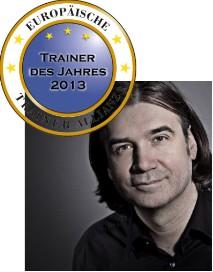 Trainer des Jahres 2013 - Hermann Scherer