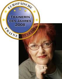 Trainerin des Jahres 2008 - Sylvia Hartung