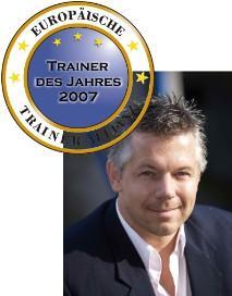 Trainer des Jahres 2007 - Martin Geiger