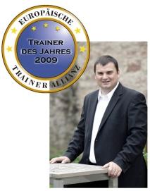 Trainer des Jahres 2009 - Thierry Eibel