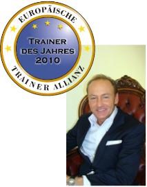 Trainer des Jahres 2010 - Ewald Schober