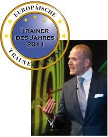 Trainer des Jahres 2011 - Martin Limbeck