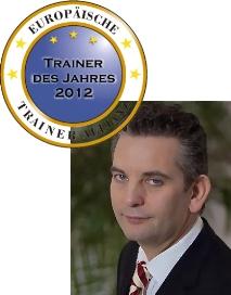 Trainer des Jahres 2012 - Thorsten Volmer